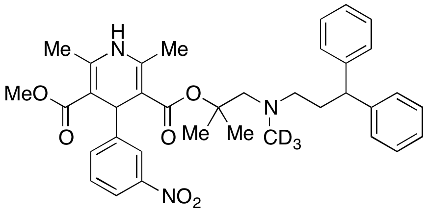 Lercanidipine-d3