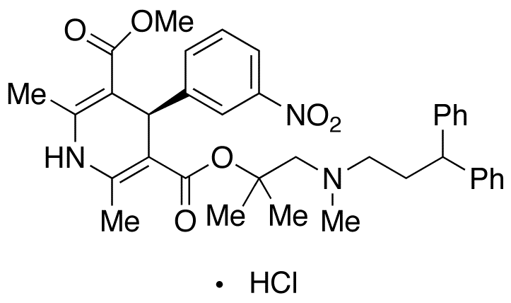 (R)-Lercanidipine Hydrochloride