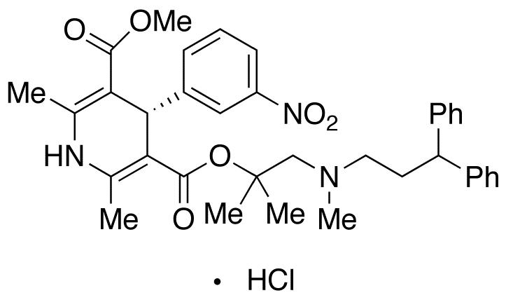 (S)-Lercanidipine Hydrochloride