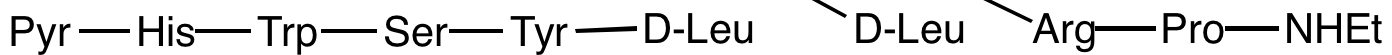 Leuprolide Acetate EP Impurity H