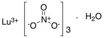 Lutetium Trinitrate Hydrate