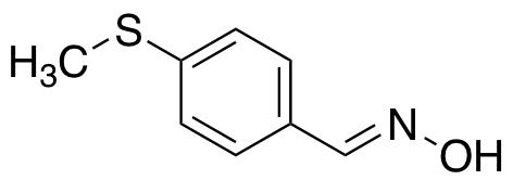 N-{[4-(methylsulfanyl)phenyl]methylidene}hydroxylamine