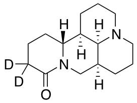 Matridin-15-one-14,14-d2