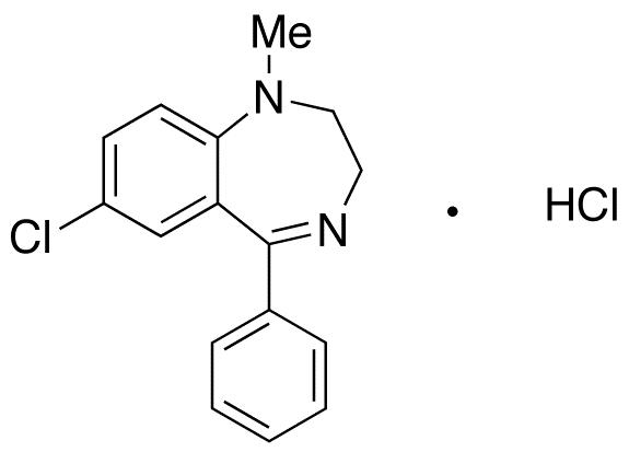 Medazepam Hydrochloride