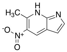 6-Methyl-5-nitro-7-azaindole