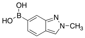 2-Methyl-2H-indazole-6-boronic Acid
