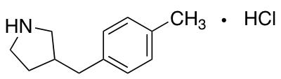 3-(4-Methylbenzyl)pyrrolidine Hydrochloride