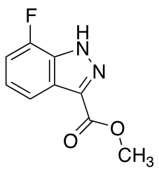 Methyl 7-Fluoro-1H-indazole-3-carboxylate