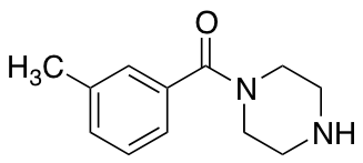 1-(3-Methyl-benzoyl)-piperazine