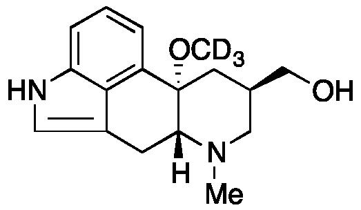 10-Methoxy-9,10-dihydrolysergol-d3