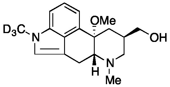 10-Methoxy-1-methyl-d3-9,10-dihydrolysergol