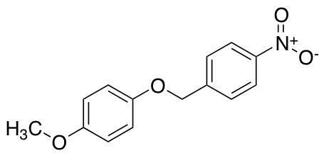 1-Methoxy-4-[(4-nitrophenyl)methoxy]benzene