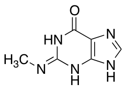 2-(Methylamino)-6,7-dihydro-3H-purin-6-one