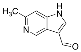 6-Methyl-5-azaindole-3-carboaldehyde