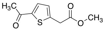 methyl 2-(5-acetylthiophen-2-yl)acetate