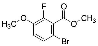 Methyl 6-Bromo-2-fluoro-3-methoxybenzoate
