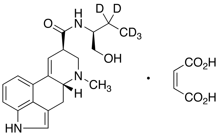 Methyl Ergonovine-d5 Maleate Salt