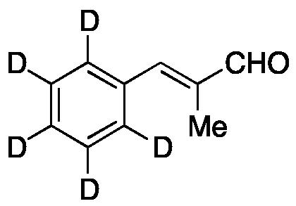 -Methyl-trans-cinnamaldehyde-d5