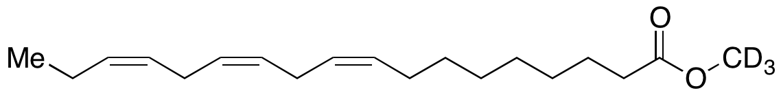 Methyl-d3 Linolenate