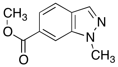 1-Methyl-1H-indazole-6-carboxylic Acid Methyl Ester