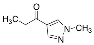 1-(1-Methyl-1H-pyrazol-4-yl)propan-1-one