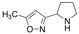 5-Methyl-3-(pyrrolidin-2-yl)-1,2-oxazole
