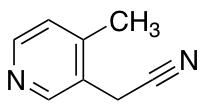 2-(4-Methylpyridin-3-yl)acetonitrile