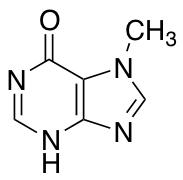 7-Methyl-7H-purin-6-ol