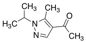1-[5-Methyl-1-(propan-2-yl)-1H-pyrazol-4-yl]ethan-1-one