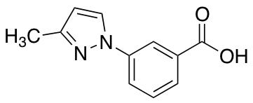 3-(3-Methyl-1H-pyrazol-1-yl)benzoic Acid