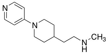 Methyl({2-[1-(pyridin-4-yl)piperidin-4-yl]ethyl})amine