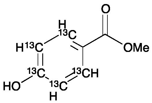 Methyl Paraben-13C6
