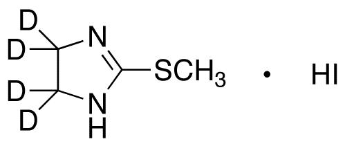 2-Methylthio-2-imidazoline-4,5-d4, Hydroiodide