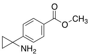 Methyl 4-(1-Aminocyclopropyl)benzoate