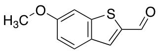 6-Methoxy-benzo[b]thiophene-2-carbaldehyde