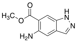 Methyl 5-Amino-1Hindazole-6-carboxylate