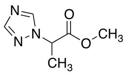 Methyl 2-(1H-1,2,4-Triazol-1-yl)propanoate