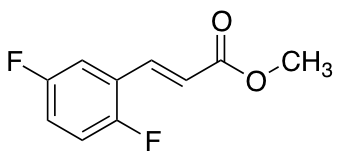 Methyl (E)-3-(2,5-Difluorophenyl)prop-2-enoate