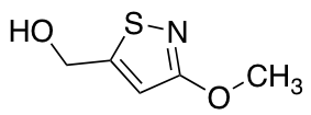 (3-Methoxy-1,2-thiazol-5-yl)methanol