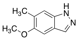 5-Methoxy-6-methyl (1H)Indazole