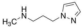 N-Methyl-3-(1H-pyrazol-1-yl)propan-1-amine