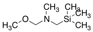 1-Methoxy-N-methyl-N-(trimethylsilylmethyl)methanamine