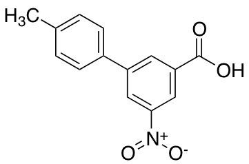 4'-Methyl-5-nitro-[1,1'-biphenyl]-3-carboxylic Acid