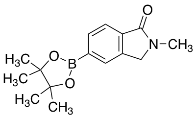 2-Methyl-5-(4,4,5,5-tetramethyl-1,3,2-dioxaborolan-2-yl)isoindolin-1-one