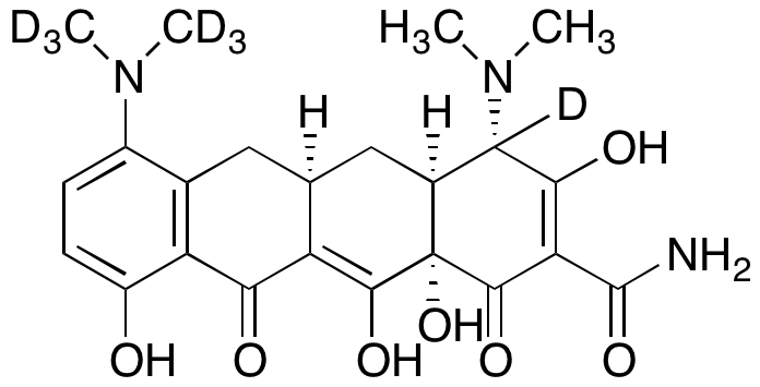 Minocycline-d7 (Major)