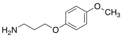 3-(4-Methoxyphenoxy)propylamine