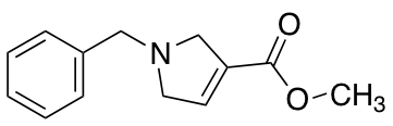 Methyl 1-Benzyl-2,5-dihydropyrrole-3-carboxylate