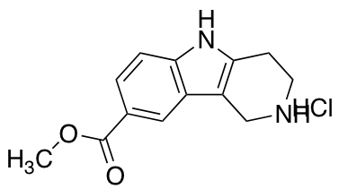 Methyl 1H,2H,3H,4H,5H-Pyrido[4,3-b]indole-8-carboxylate Hydrochloride