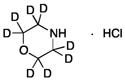 Morpholine-d8 Hydrochloride