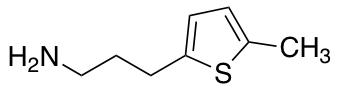 3-(5-Methylthiophen-2-yl)propan-1-amine